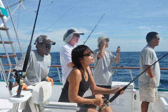 Спортивная рыбалка особенности
