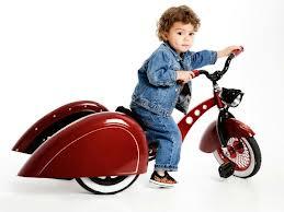 купить детский трехколесный велосипед в СПб