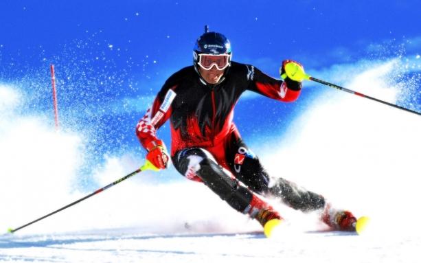 Правильное катание на лыжах