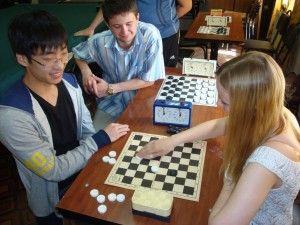 шашки как вид спорта