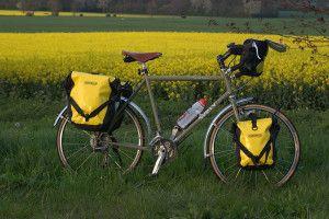 как правильно выбрать велосипед для туризма