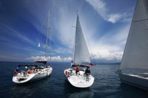 путешествие на яхте