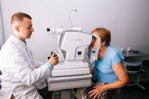 Взрослая офтальмология в Вишневом