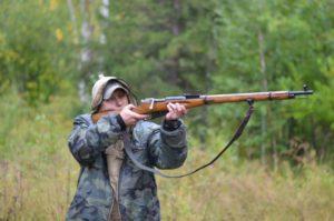карабин для охоты